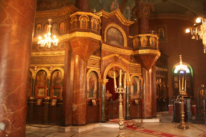Top Rated Coptic Cairo and Coptic Museum: Guided Private Day Tour in Cairo
