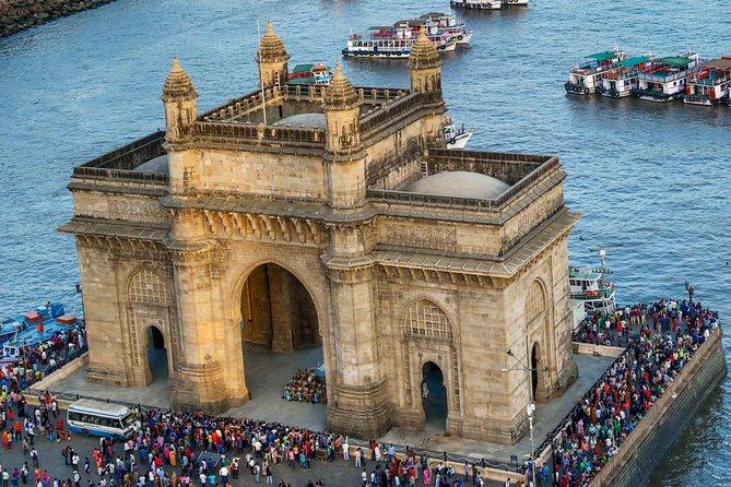 Mumbai- Transfers+Hotel+Sightseeing (3 Days)