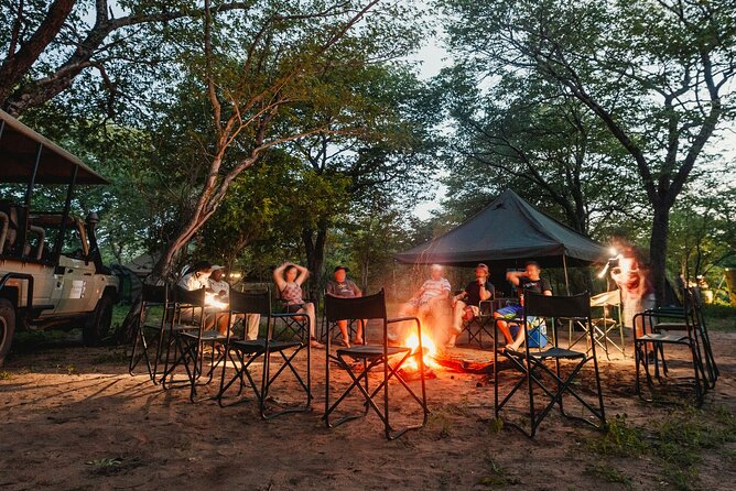 2 Day 1 Night Chobe Safari ex Livingstone/Victoria Falls