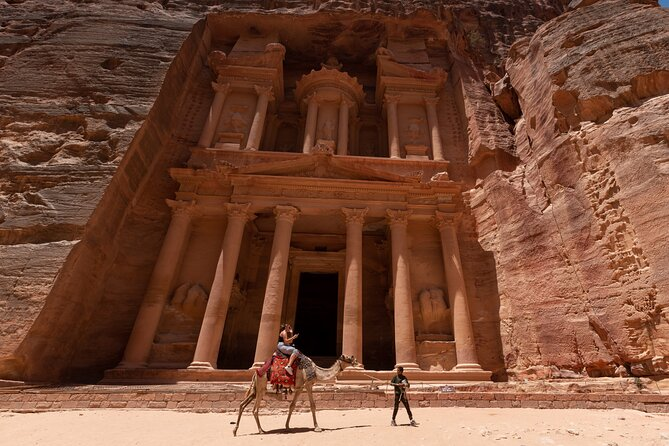 Highlights of Jordan 4-Day Tour from Amman with Accommodation