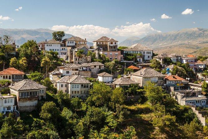 Gjirokaster Full-Day Tour from Tirana