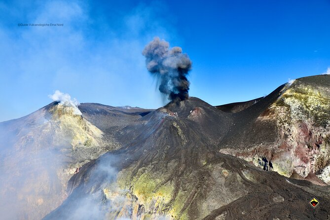 Excursion to the top of Mount Etna 3300 mt - All included