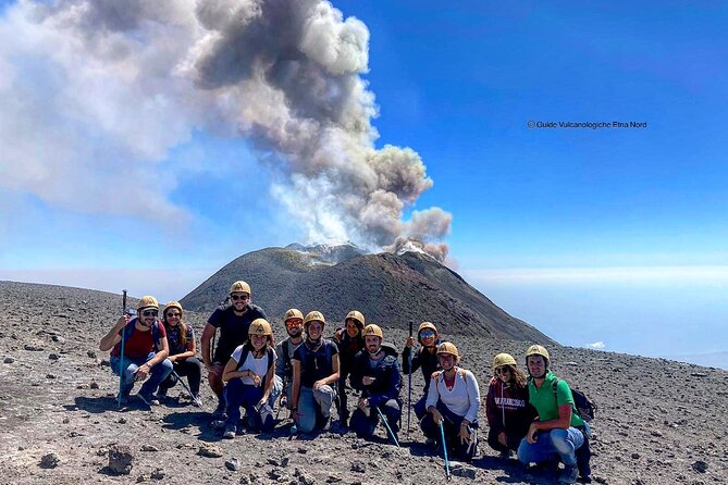 Excursion to the top of Mount Etna - Only Guide Service for experienced hikers