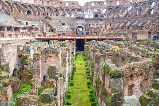 Semi-Private Express Colosseum Tour with Gladiator Gate