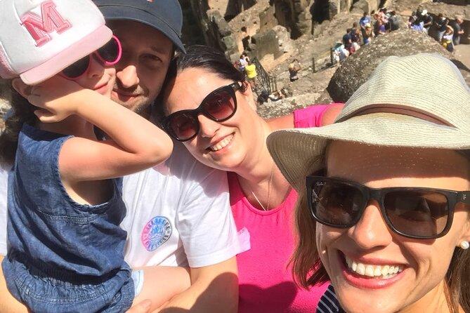 Private Colosseum Family Treasure Hunt Tour