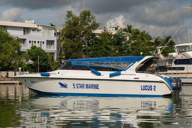 Phi Phi Island Private Boat Tour