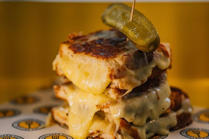 The Manchester Cheese Crawl
