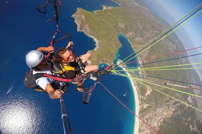 Turkey Fethiye Oludeniz Tandem Paragliding Tour