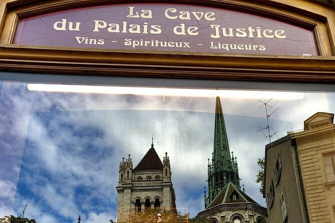Swiss Wine and Cheese Tasting in Geneva Old Town