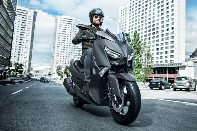 Private Premium Scooter Charter without Driver - Yamaha Xmax 250