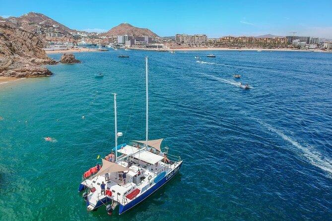 Cabo Snorkel Tour to Lands End Adventure