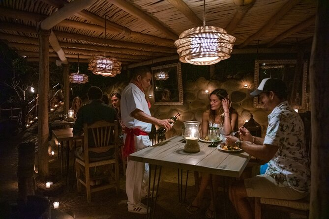 Puerto Vallarta Cruise and Candlelight Dinner Show