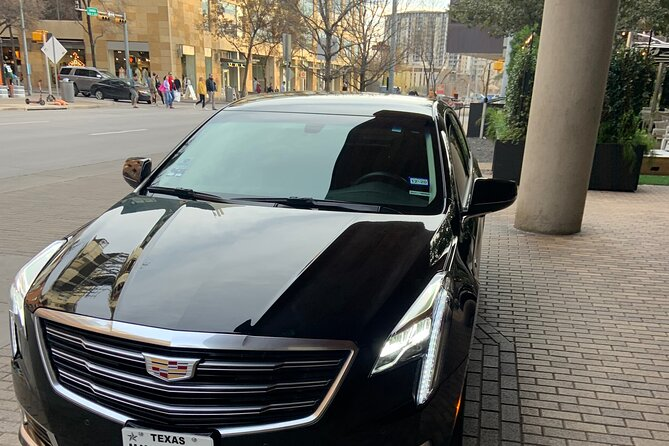 Private Airport and Hotel Transfer Services in Austin
