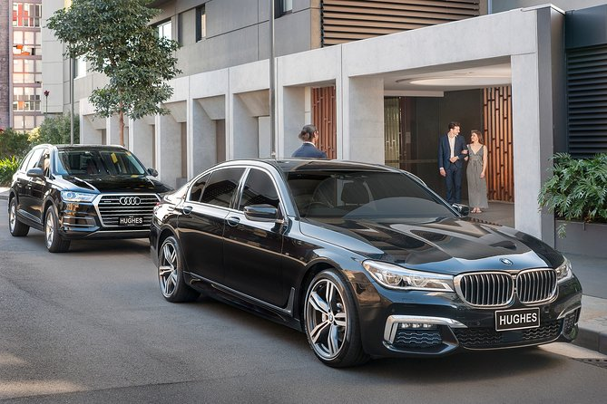 Sydney's Best Chauffeured Airport Arrival Transfers