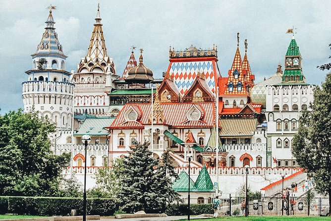 Magical Places in Moscow on Private Tour with Friendly Local Guide