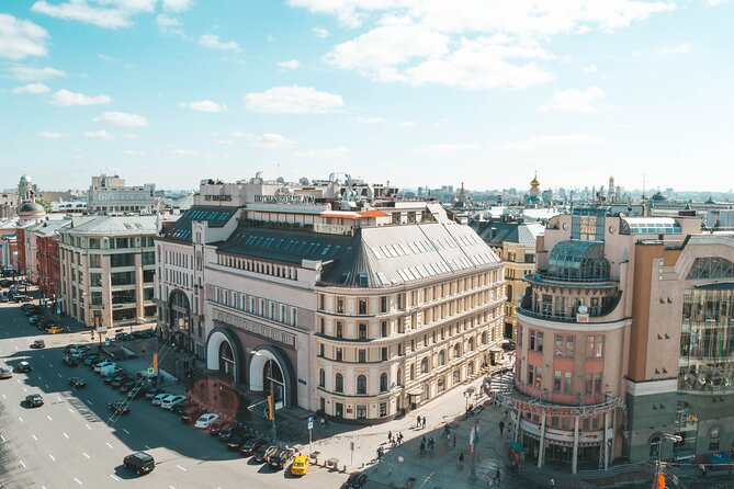 Private Art Nouveau Architecture Tour in Moscow with Local Expert Guide