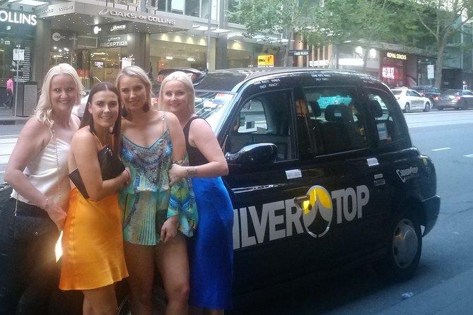 London Taxi Tour of Melbourne