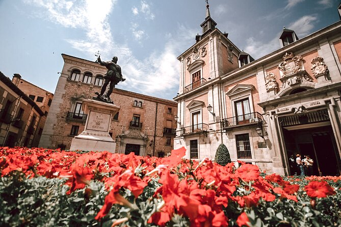 History, Culture and Architecture on Private Madrid Tour with Local Expert