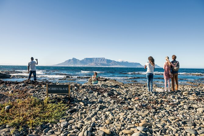 Full Day Robben Island & City incl. Cable Car