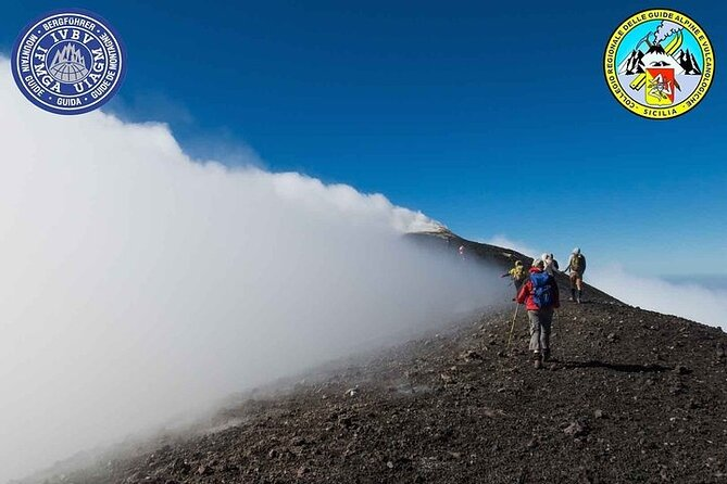 Excursion to Summit Craters (3323 m.)