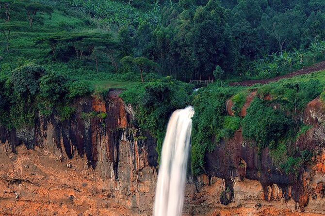 Hiking Adventure to Sipi Falls, Kapchorwa and Mount Elgon
