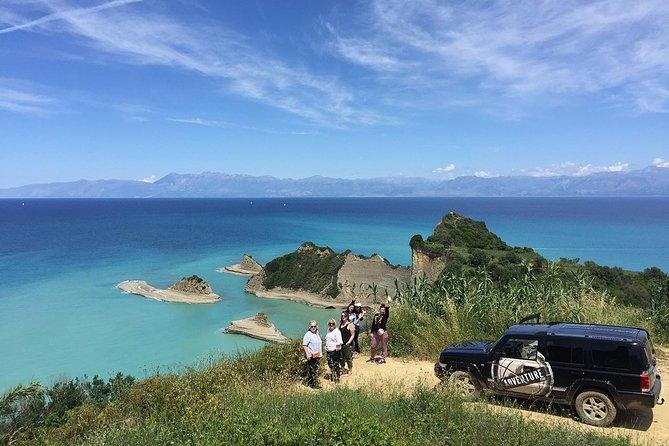 Private Half-Day Jeep Safari in Northwestern Corfu