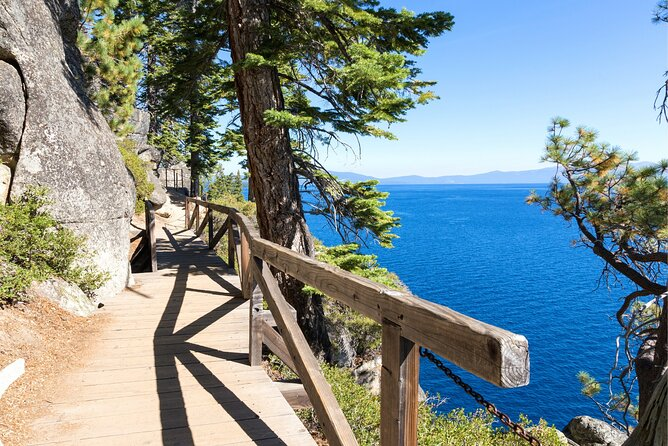 4 Day Sierra Nevada Tour of Yosemite and Tahoe from San Francisco