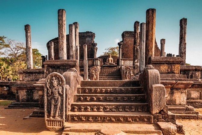Polonnaruwa Tour From Sigiriya