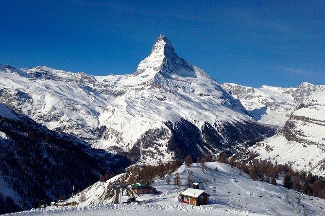 Self-Guided Tour: Zermatt Alpine Village Matterhorn Area plus Mt. Gornergrat
