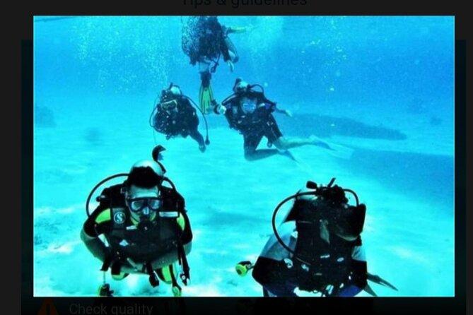 Diving boat trip in hurghada