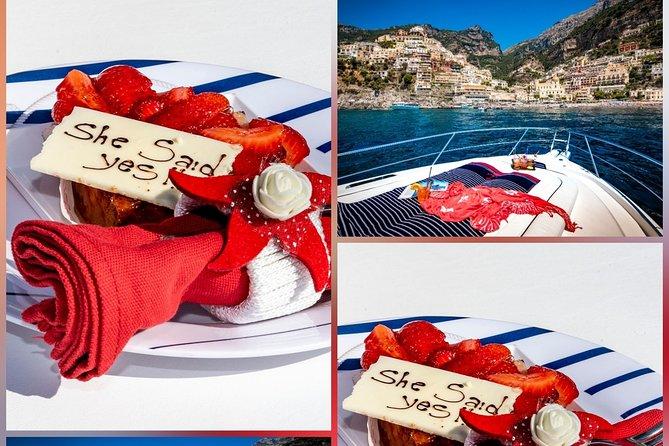 Wedding proposal around Positano coast