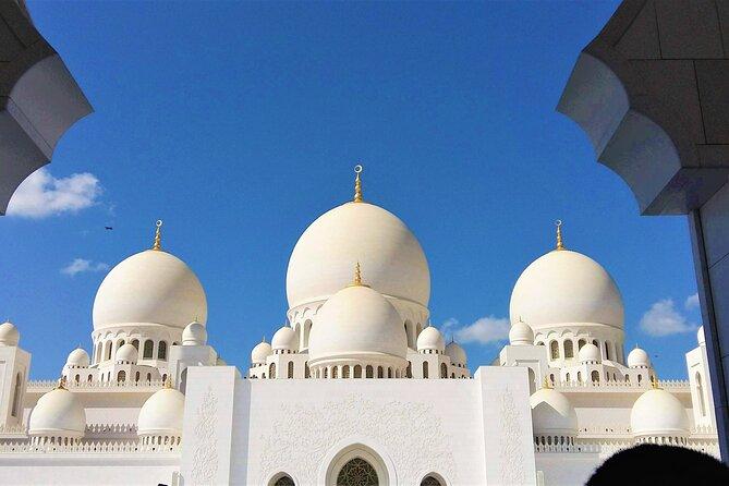 Abu Dhabi Triangle Tour