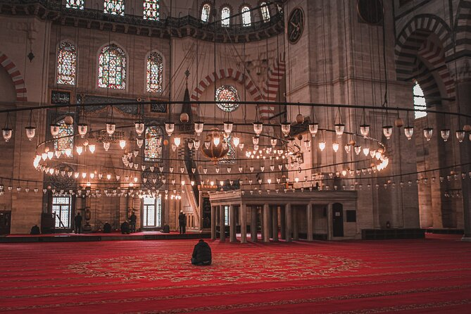 Istanbul Mosques & Islamic Heritage Tour