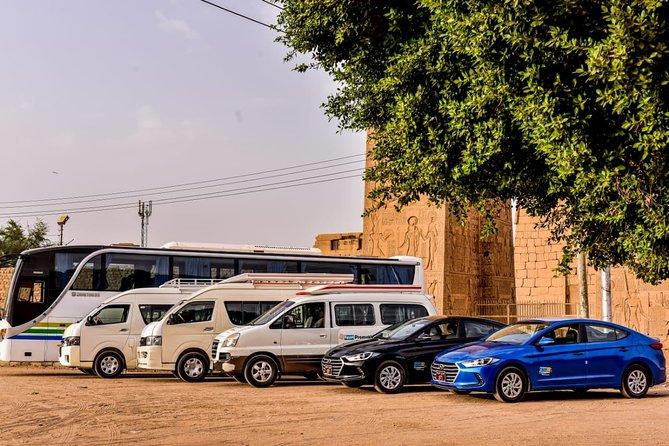 Transfers Cairo & Luxor & Aswan & Alexandria & Hurghada and Sharm El Sheikh