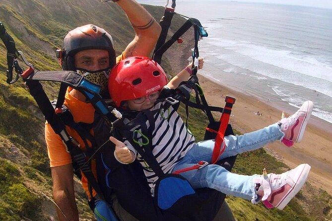 Paragliding Experience Bilbao