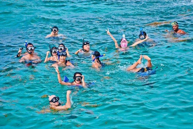 Party Boat Catamaran with Snorkeling, Punta cana Bavaro Bay