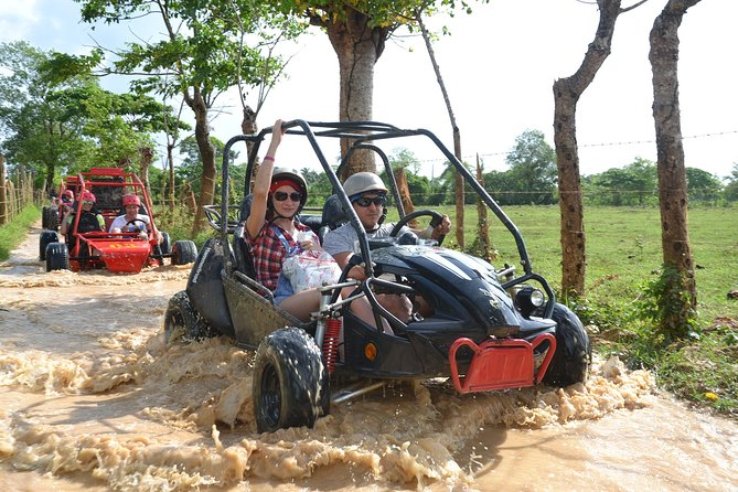 Adventure Buggy & ATV Extremes Macao Beach, Punta Cana.