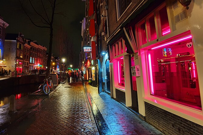 Sex Worker Guided Amsterdam Red Light District Walking Tour