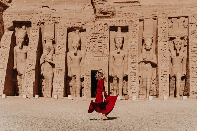 Amazing Day Tour to Abu Simbel Temples