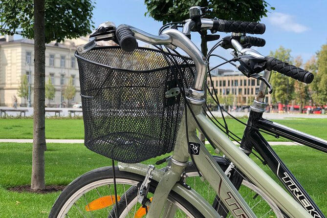 City Bike rent in Vilnius