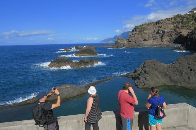 Full Day Tour in Porto Moniz with the Locals