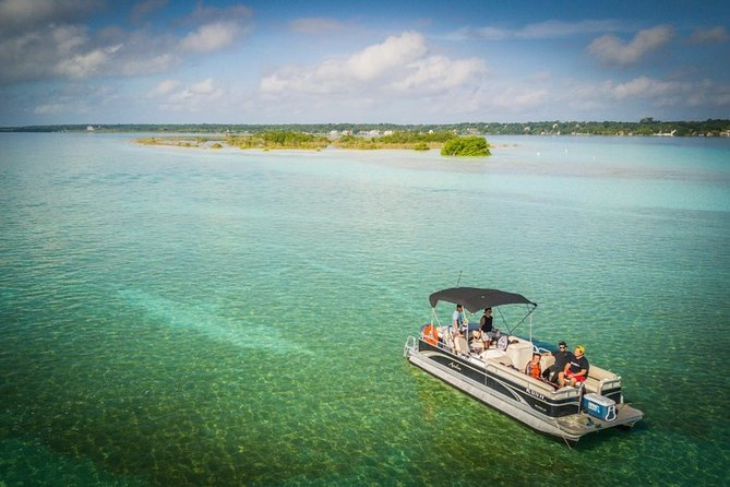 Private Boat Tour in Bacalar