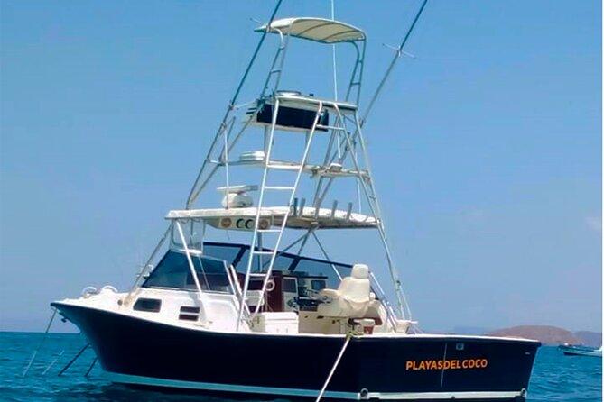Half or Full-Day Fishing Trip On Papagayo Gulf