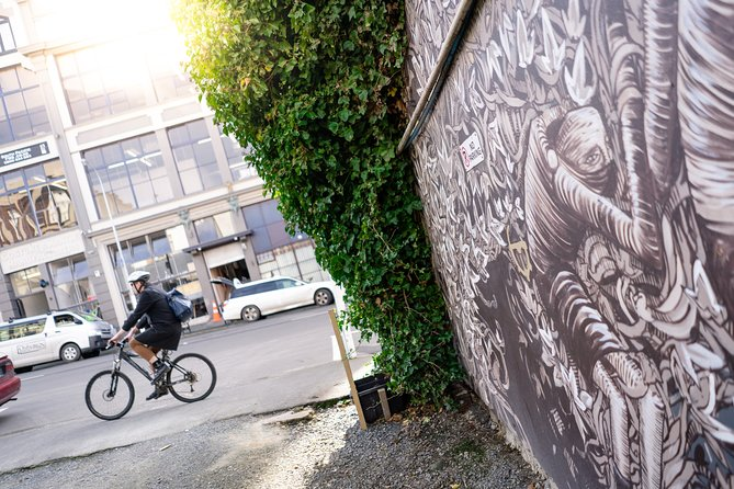Self-Guided Street Art Adventure Game in Dunedin | The Tagger's Influence
