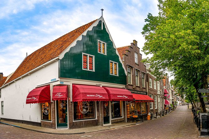 Admission to The Story of Edam Cheese Museum