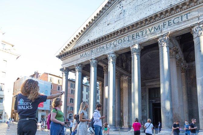 Rome: 24hr, 48hr & 72hr Hop-On Hop-Off Guided Walking Tour