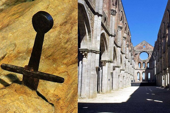 The Sword In The Stone Tour With Lunch & Wine Tasting