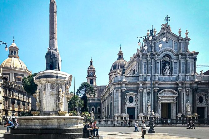 Walking Tour Catania