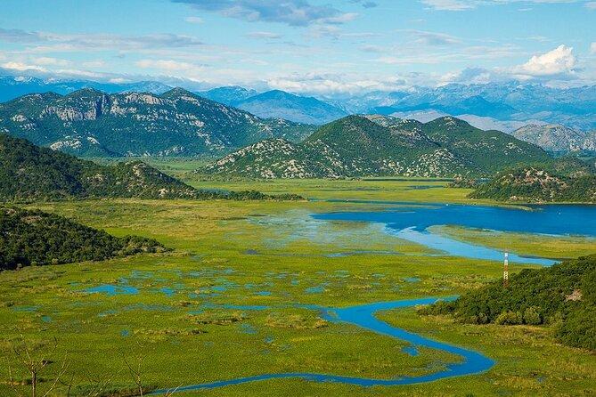Private Tour: Panoramic route around Skadar Lake