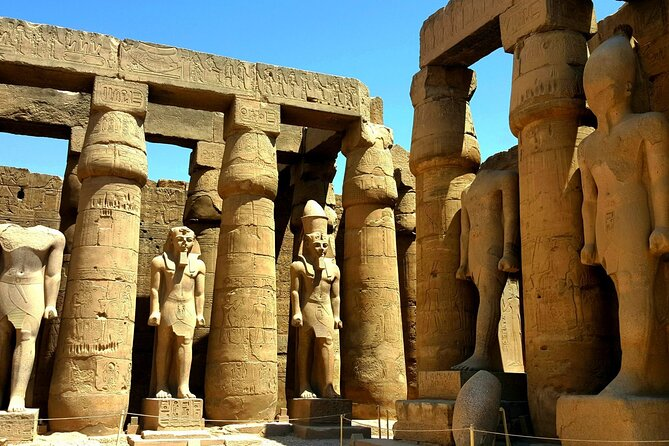 Private Day Tour to east and west bank of Luxor